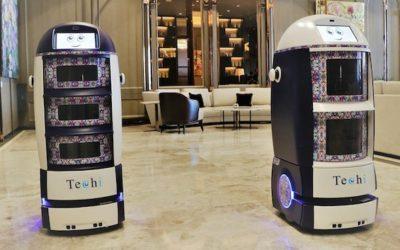 Techmetics launches fleet of autonomous navigation robots for service industries