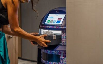 Singapore-Based Techmetics Brings 2 Service Robot Lines to the U.S.